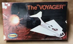 "Moebius Model Kit ""the Voyager"" sealed # 831"