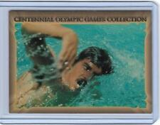 (100) 1996 CENTENNIAL OLYMPIC MARK SPITZ SWIMMING CARD #60 LOT