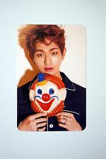 SHINee The 4th Album Odd View Onew Type B Official Photo Sticker Card K-Pop SM