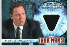 Iron Man 3 HEROIC THREADS COSTUME Card HT-10 / JOHN FAVREAU as Happy Hogan