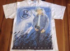 Garth Brooks Fresh Horses 1996 Vintage World Tour Concert T-Shirt White XX-Large