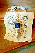 Joules Cotton  Tote Summer Beach Bag Shopper New