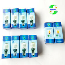 20 x SINCO E14 salt lamp globe bulb 15w