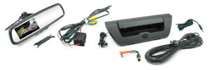 NEW!! Rostra Tailgate Handle Backup Camera & Mirror Kit For 2015-2018 Ford F150