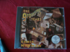Chris Norman CD THE GROWING YEARS  (c) 1992 POLYDOR
