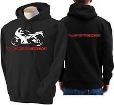 Felpa per moto Honda vfr 800 hoodie sweatshirt bike hoody Hooded sweater