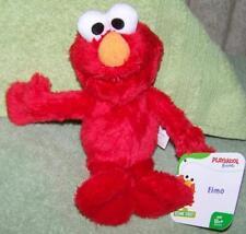 "Playskool Friends Sesame Street ELMO Plush 10""H NWT"