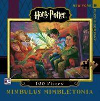 New York Puzzle Company - Harry Potter Mimbulus Mimbletonia - Mini 100 Piece ...