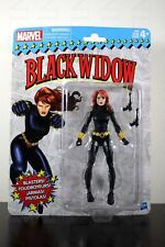 "BLACK WIDOW 2017 Marvel Legends Vintage Wave Retro 6"" Inch Action Figure Classic"