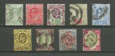 Timbres avec 9 timbres avec 9 timbres