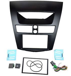 For Mazda BT-50 2012-2016 Car Stereo Fascia Dash Panel Frame Trim Kit