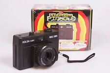 Holga Lomography 135PC 35mm Pinhole Film Camera RARE Discontinued