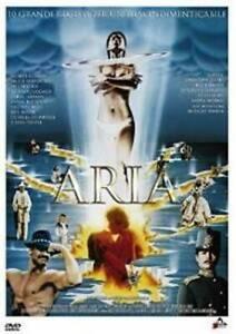ARIA - 1987  DVD MUSICALE