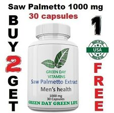 Saw Palmetto 1000 mg - Prostate Health