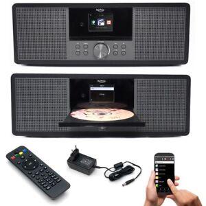 Internetradio Xoro HMT 600 mit WLAN DAB+ CD-Player Bluetooth Spotify USB MP3 WEB
