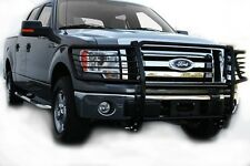 2009-2014 Ford F150  Black Front Grille Guard Brush Push Bar