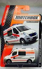 Renault Diecast Ambulances