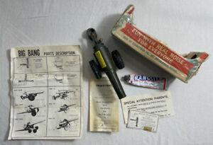 Big Bang Gas Cannon 60mm w/Box & Manuals Conestoga Bethlehem PA USA Works Great!
