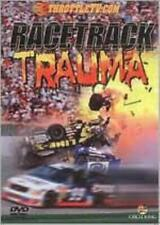RACETRACK TRUAMA (Region 1 DVD,US Import,sealed.)
