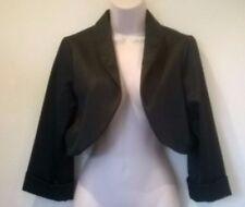 Fernando Tapia Moda Pronta black Bolero/Short Jacket Size EUR 46