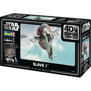 Revell 05678 Star Wars Slave I The Empire Strikes Back 1:88 Plastic Model Kit