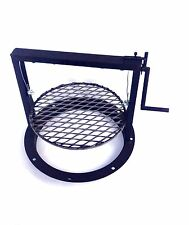 Camping bbq , 14 inch Weber attachment, Santa Maria style cooking accessories