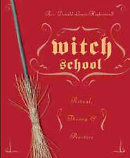 NEW Witch School Ritual, Theory & Practice by Rev Don Lewis-Highcorrell