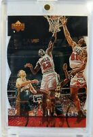 Rare: 1998 98 Upper Deck MJX Michael Jordan MJ Timepieces #81 #'d of 2300 Bulls