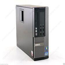 Dell Optiplex 790 sff PC Core i3 2120 3.3Ghz 4GB DVD Windows 10 Wireless