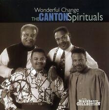 The Canton Spirituals - Wonderful Change [New CD]