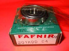 (QTY: 2 ) FAFNIR 201KDD C4, Metric, 12  x  32 x 10 mm - NIB Sealed