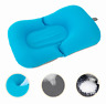 Infant Baby Kids Bath Tub Bath Seat Soft Cushion Antiskid Safety Bed Bathing Mat