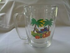 "Tervis Tumbler ""License To Chill"" Margaritaville 16oz Mug!  HTF!!"