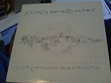 1972 Locusts and Wild Honey songs for celebration by the Monks of Weston Priory