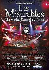 LES MISERABLES IN CONCERT - 25TH ANNIVERSARY SHOW - NEW / SEALED DVD