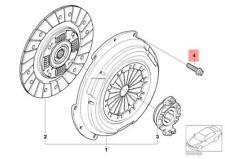 Genuine Clutch Pressure Plate Bolt 21207520449 FOR Mini Cooper 2002-2008