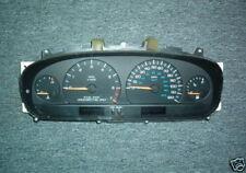 1996 Dodge Caravan Plymouth Voyager 4spd Instrument Cluster Speedometer Tach 96