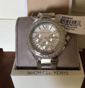Michael Kors Camille Chronograph Watch Mk5634