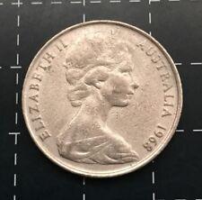 1968 AUSTRALIAN 10 CENT COIN