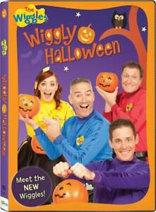 The Wiggles Wiggly Halloween ( DVD ) NEW 20 FUN Songs Pumpkin Spider Sing Dance