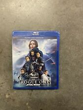 Rogue One: A Star Wars Story Blu-ray/dvd/digital Brand New