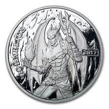 1 oz 999 Silber Steampunk Angels & Demons Series - Cornelius PP - Proof