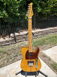 """Hohner """"The Prinz"""" Telecaster Style Electric Guitar - Prince Mad Cat Style"""