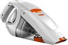 Vax Gator Cordless Handheld Vacuum Cleaner 0.3 L White/Orange Energy Class A