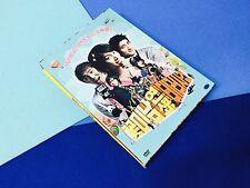 SUPER JUNIOR Attack on the Pin-Up Boys DVD  Stock Ultra rare (no mirror)