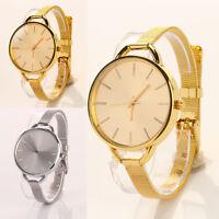 Fashion Womens Watch Lady Luxury Stainless Bracelet Analog Quartz Wrist Watches