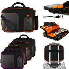 """VanGoddy Laptop Shoulder Messenger Bag Case For 15.6"""" HP Pavilion / Spectre x360"""