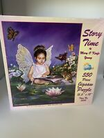 500 piece jigsaw Puzzle Story Time Sunsout new sealed Suns Out