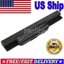 Battery for Asus A43SV K43S A53 K53B K53E K53SJ K53SD K53U K54LY A32-K53 A42-K53