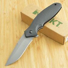 CRKT Columbia River Shenanigan AUS 8 Plain Edge Linerlock Knife K480KKP